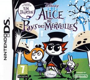 Alice au Pays des Merveilles sur DS