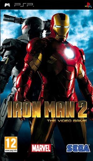 Iron Man 2 sur PSP