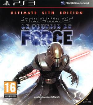 Star Wars : Le Pouvoir de la Force : Ultimate Sith Edition sur PS3
