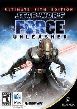 Star Wars : Le Pouvoir de la Force : Ultimate Sith Edition sur Mac