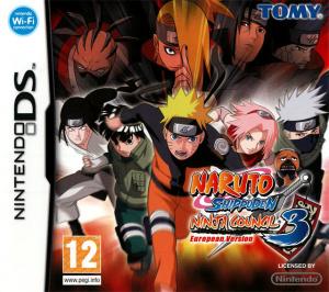 Naruto Shippuden : Ninja Council 3 - European Version sur DS