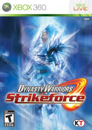 Dynasty Warriors : Strikeforce sur 360