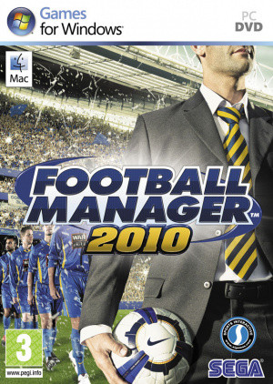 Football Manager 2010 sur PC
