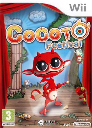 Cocoto Festival sur Wii