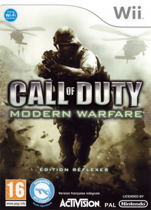 Modern Warfare Wii et DS : un big flop en France