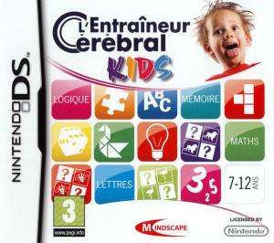 L'Entraîneur Cérébral : Kids sur DS