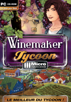Winemaker Tycoon sur PC