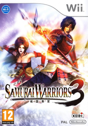 Samurai Warriors 3 sur Wii