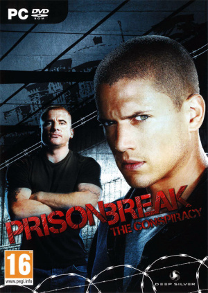 Prison Break : The Conspiracy sur PC