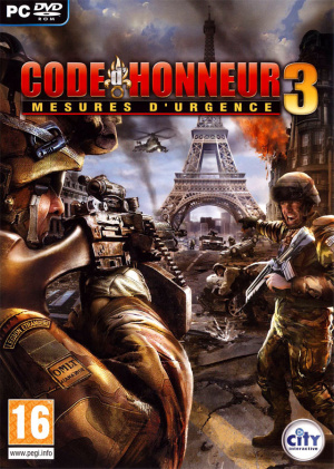 Code of Honor 3 : Mesures d'Urgence (PC)