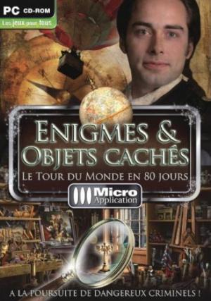 Enigmes & Objets Cachés : Le Tour du Monde en 80 Jours