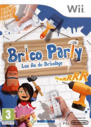 Brico Party : Les As du Bricolage sur Wii