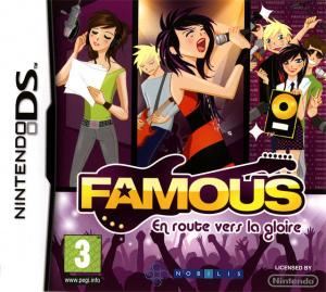 Famous : En Route vers la Gloire sur DS