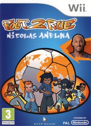 Foot 2 Rue : Nicolas Anelka sur Wii
