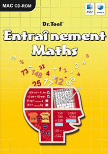 Dr. Tool : Entraînement Maths sur Mac
