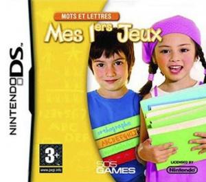 Mes 1ers Jeux : Mots et Lettres sur DS