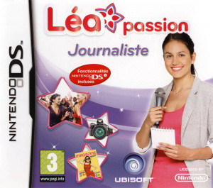 Léa Passion : Journaliste (DSi)