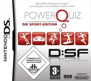 PowerQuiz - Sport Edition sur DS