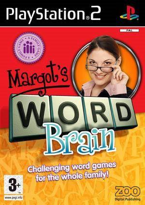 Margot's Word Brain sur PS2