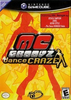 MC Groovz Dance Craze sur NGC