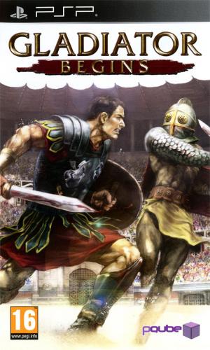 Gladiator Begins sur PSP
