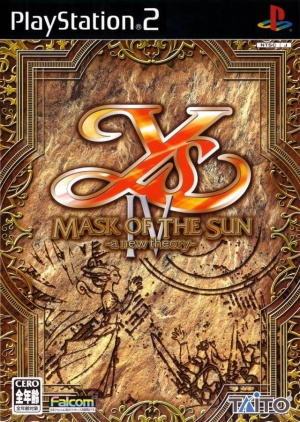 Ys IV : Mask of the Sun