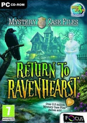 Mystery Case Files : Retour à Ravenhearst sur PC
