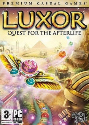 Luxor : Quest for the Afterlife sur PC