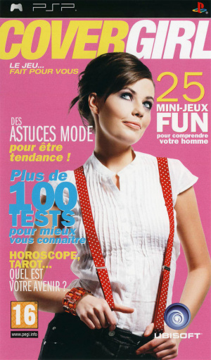 Cover Girl sur PSP