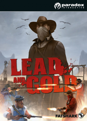 Lead and Gold : Gangs of the Wild West sur PC