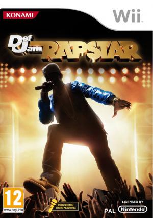 Def Jam Rapstar sur Wii