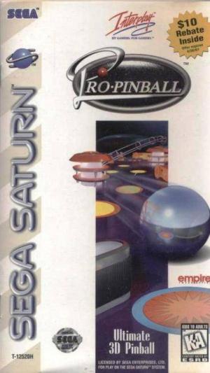 Pro Pinball : The Web sur Saturn