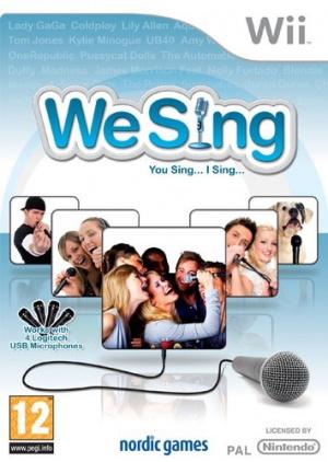 We Sing sur Wii
