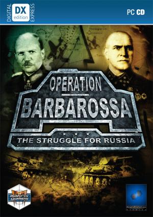 Operation Barbarossa - The Struggle for Russia sur PC
