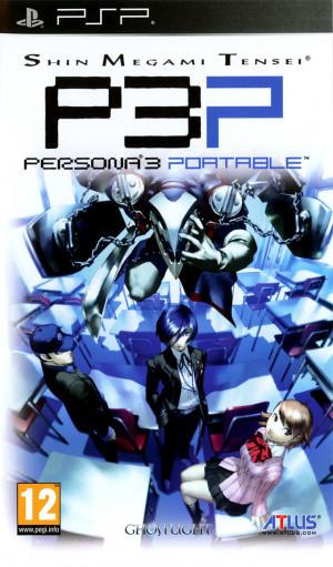 Persona 3 Portable sur PSP