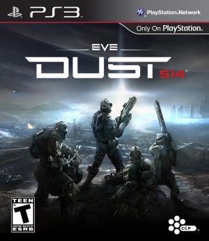 DUST 514 sur PS3
