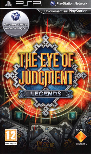 The Eye of Judgment : Legends sur PSP