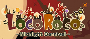 LocoRoco Midnight Carnival sur PSP