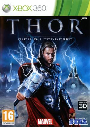 Thor : Dieu du Tonnerre sur 360