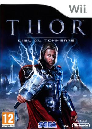 Thor : Dieu du Tonnerre sur Wii