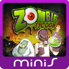 Zombie Tycoon sur PSP