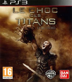 Le Choc des Titans : Le Jeu Vidéo sur PS3