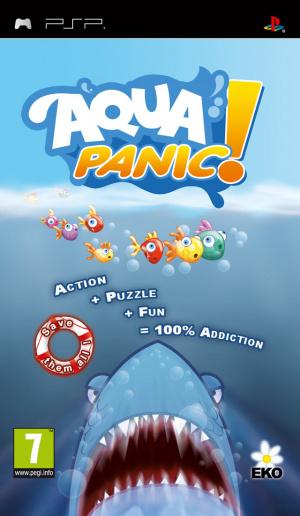 Aqua Panic ! sur PSP