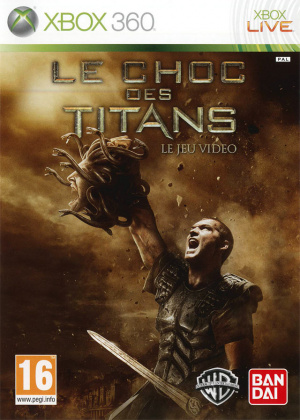 Le Choc des Titans : Le Jeu Vidéo sur 360