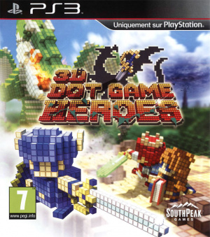 3D Dot Game Heroes sur PS3