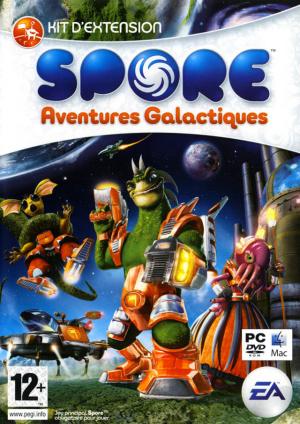 Spore Aventures Galactiques sur Mac