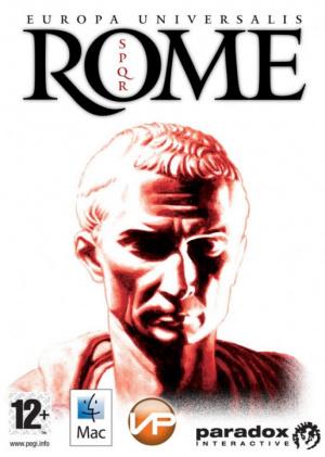 Europa Universalis : Rome sur Mac