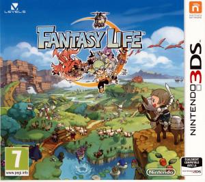 Fantasy Life sur 3DS