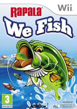 Rapala : We Fish sur Wii