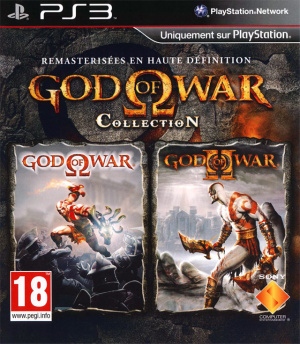 God of War Collection sur PS3